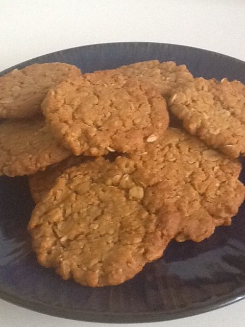 Forum Thermomix - The best Thermomix recipes and community - CWA Anzac Biscuits (cookies)