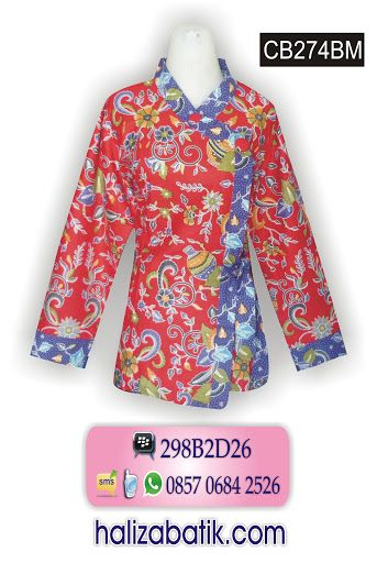 Blus batik motif gentong only 100Rb. bahan katun primisima nyaman dipakai. Order via BBM 32699BEF atau 298B2D26  http://grosirbatik-pekalongan.com/blus-cb274bm/