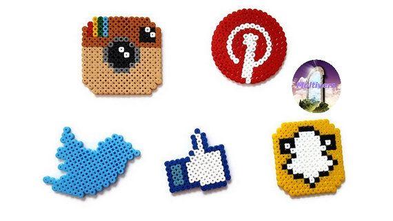 Logo Réseaux Sociaux : Instagram Classic, Facebook, Twitter, Snapchat et…