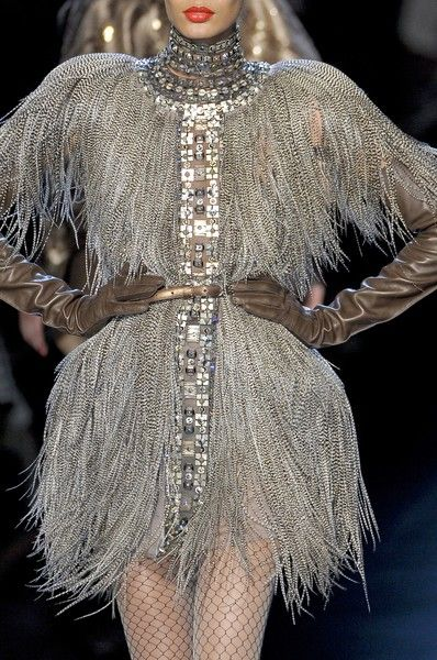 Jean Paul Gaultier at Couture Fall 2010 - Livingly