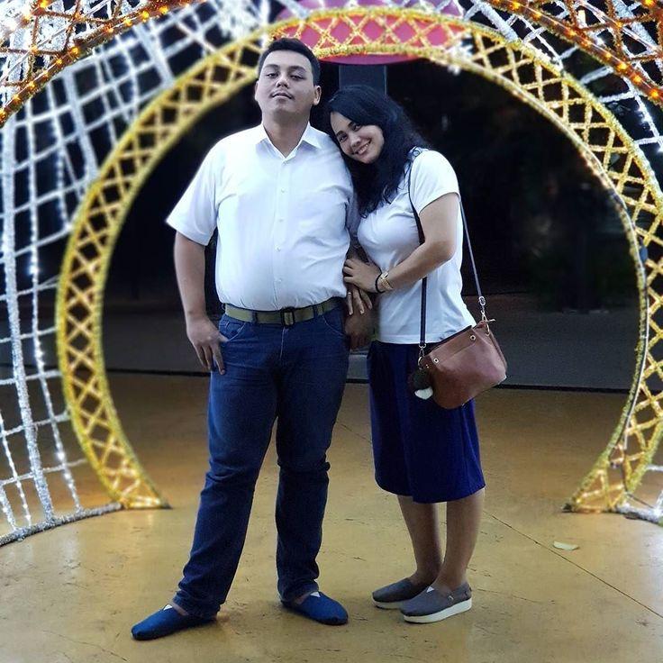My favorite couple  belagu dah yg cewe kalo baca #bestfriend #family #instacouples