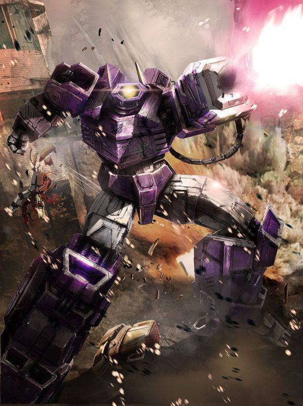 Shockwave | The Definitive Ranking Of The Best TRANSFORMERS Robots