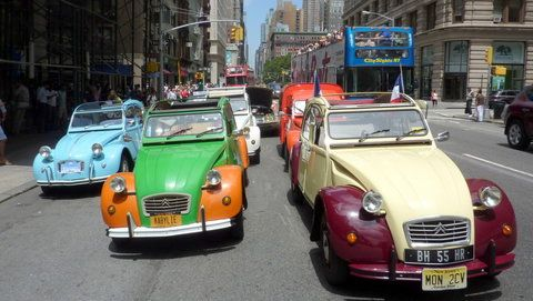 bastille day parade nyc