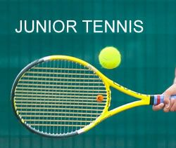 Junior tennis in sussex