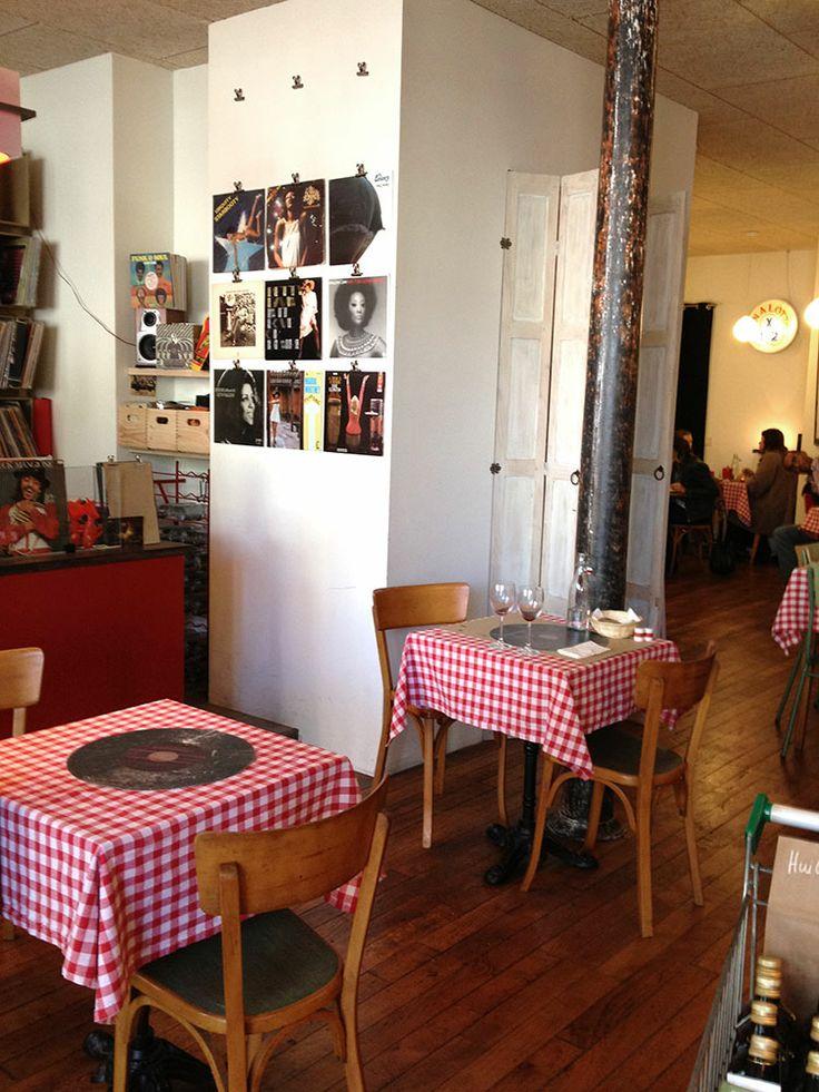 36 best my places paris images on pinterest eat paris france and a paris - Restaurant quai de valmy ...