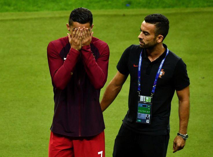 Cristiano Ronaldo Photos - Portugal v France - Final: UEFA Euro 2016 - Zimbio