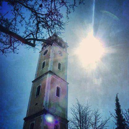 #Komotini #Greece  #Sun #BlueSky