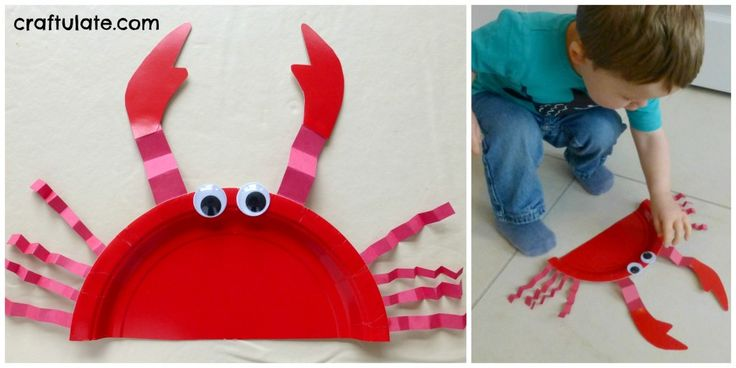 Crab and Lobster Activities - Craftulate
