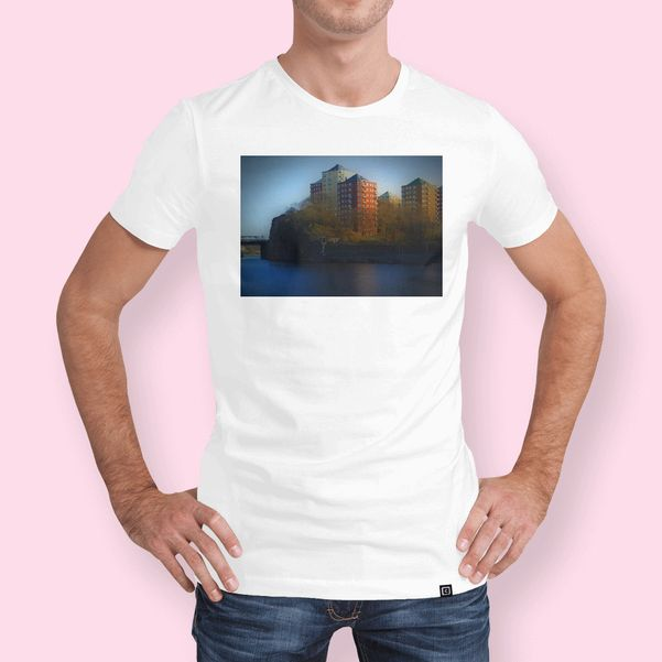 Discover «Henriksdal Stockholm 1», Exclusive Edition Men's Classic T-Shirt by Henri Hiltunen - From $27 - Curioos