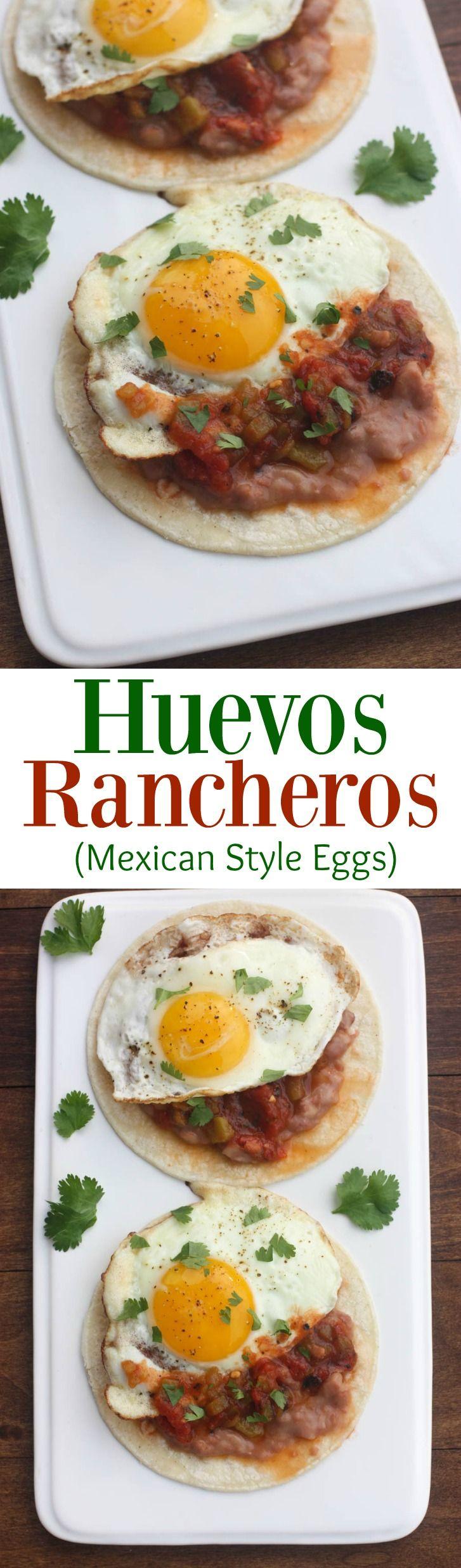 Huevos Rancheros | Tastes Better From Scratch