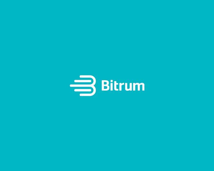 B logo design sold for Bitrum.
