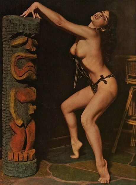 naked voodoo dance