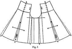 Вариации прямых плиссированные шорты