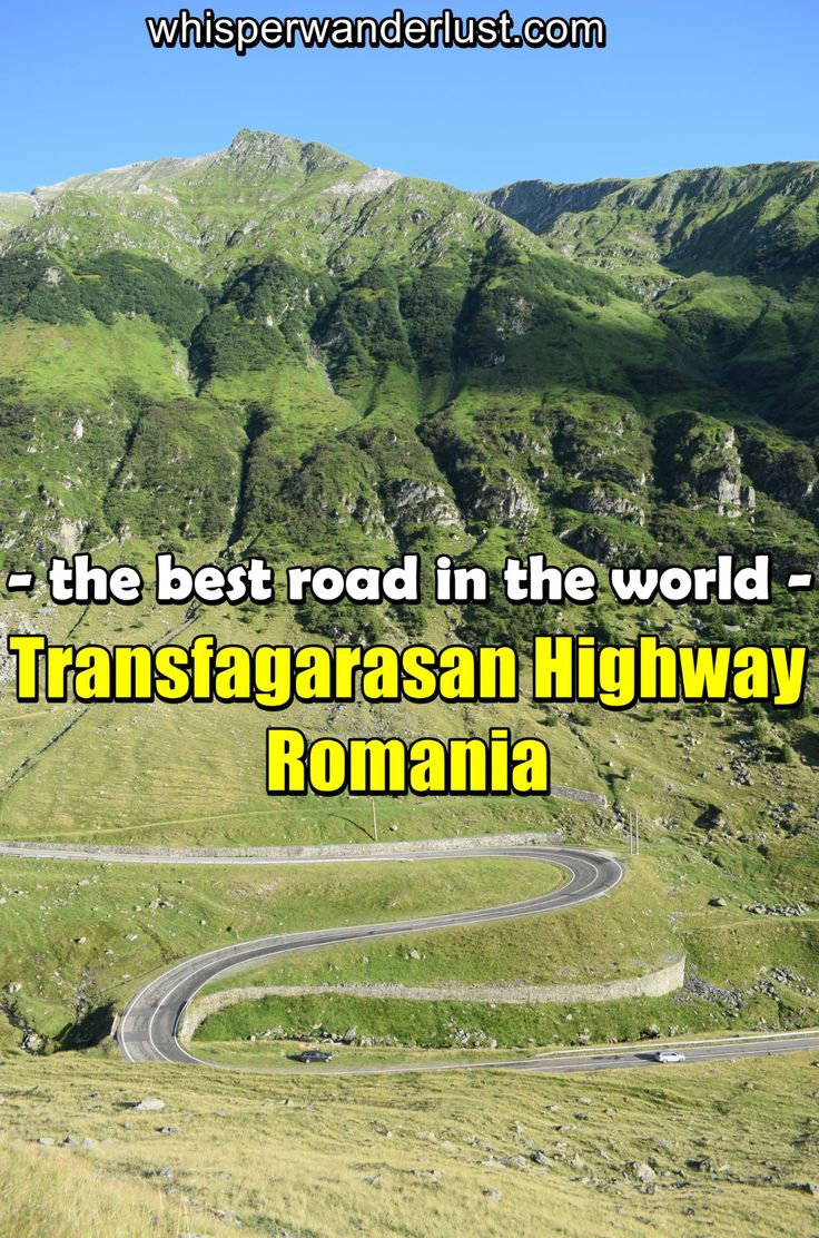 Transfagarasan Romania - the best road in the world | Transfagarasan | best roads in the world | most amazing road | most wonderful road