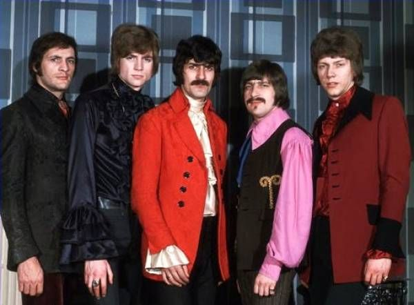 The Moody Blues 12 Pack