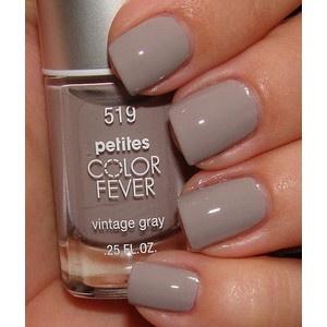 just painted my nails this color and im sold on this nail polish: Grey Nails, Hair Nails Makeup Beauty, Nail Polish Colors, Hair Nails Makeup Body, Grey Nail Polish, Gray Nails, Vintage Gray, Nail Art