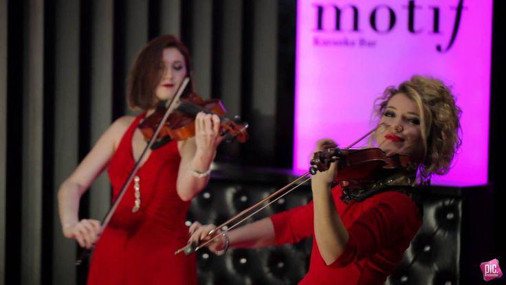 """""""Historia de un amor"""" Violins DUO SunStrings"""