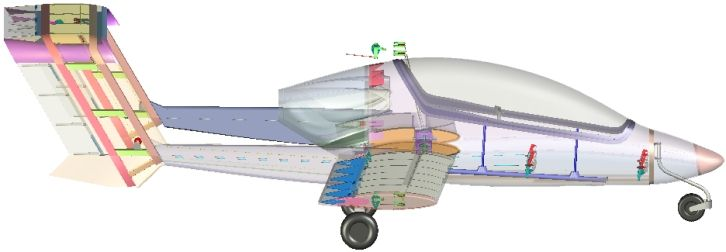 Ion Aircraft being developed as homebuilt / kit aircraft