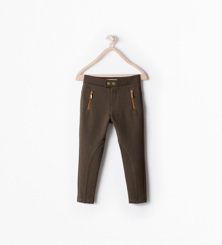 So cute!!  JODHPURS-Girl-CYBER WEEK | ZARA United States