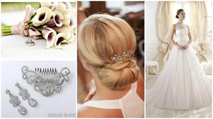 calla flower wedding bouquet inspiration bridal jewelry NOVIA BLANCA biżuteria ślubna www.novia-blanca.pl