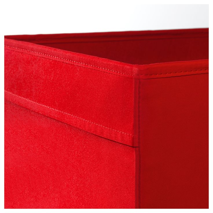 IKEA - DRÖNA Box red