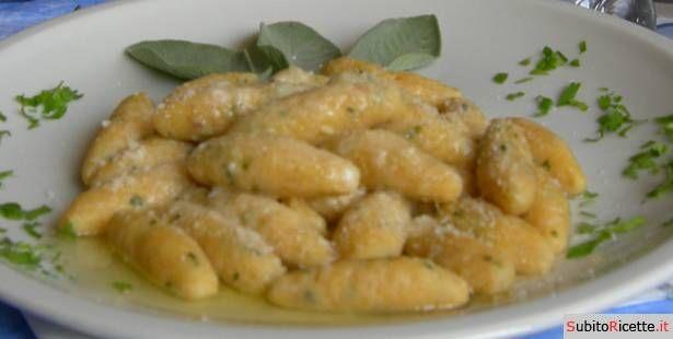 La ricetta originale dei capunsei o capunsel, piatto tipico mantovano e delle colline Moreniche del Garda.