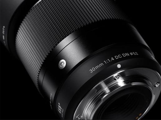 Lens Sigma 30 f1.4 DC DN for Sony E-Mount (chính hãng Shriro)