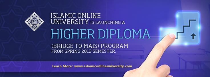 Higher Diploma