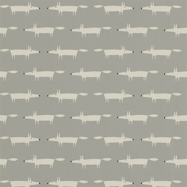 Products   Scion - Fashion-led, Stylish and Modern Fabrics and Wallpapers   Little Fox (NSWA110838)   Spirit & Soul Wallpapers