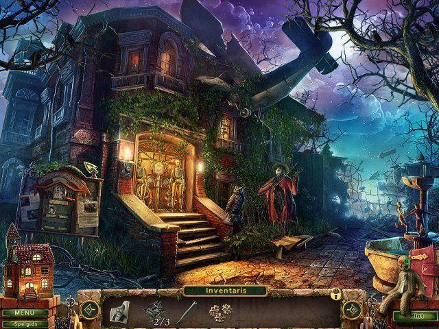 Stray Souls Gestolen Herinneringen Luxe Editie - spel screenshot 1 #spel #spellen