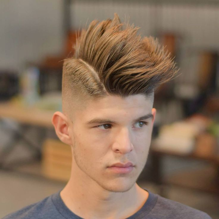30 Fab Trendy Undercuts Haircuts & Hairstyles for Boys and Men
