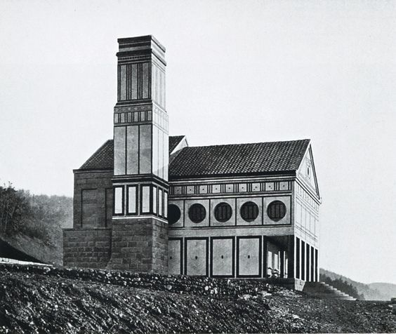 Afficher l 39 image d 39 origine architecture allemande for Origine architecture