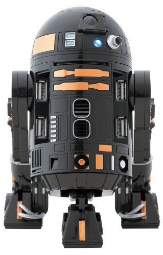 Star Wars R2-Q5 USB HUB Will Aid Your Hyperspace Conquests -  #r2-q5 #starwars #USB