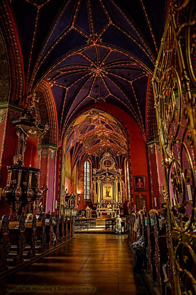 Bydgoszcz » Katedra diecezjalna - kościół farny » MRACH Fotografie