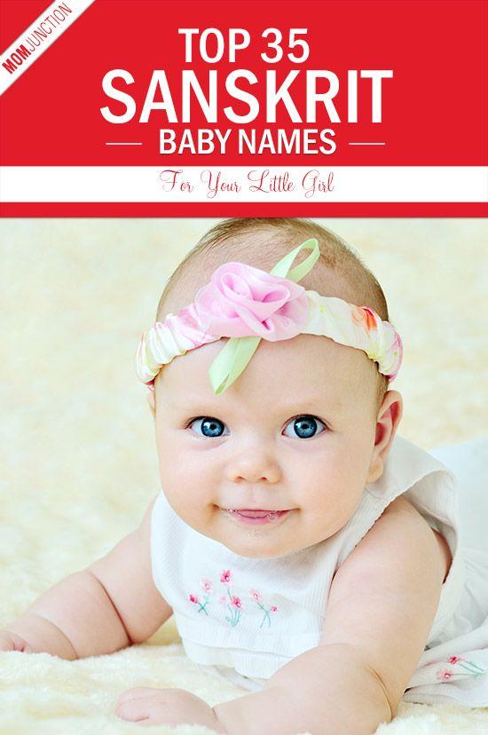 Top 35 Sanskrit Baby Names For Your Little Girl