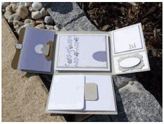 Susanne´s Stempelseite: Anleitung Minialbum