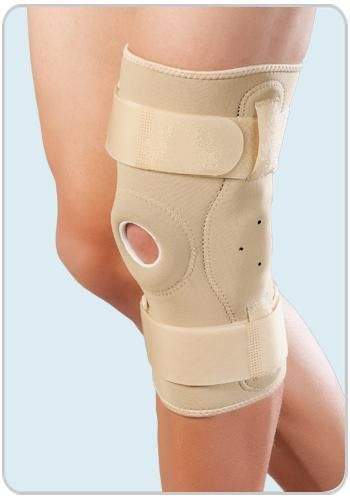 Stabilizing Hinged Knee Patella Support Brace Price £13.99