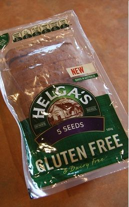 Helga's 5 Seeds Gluten Free Bread Product Review