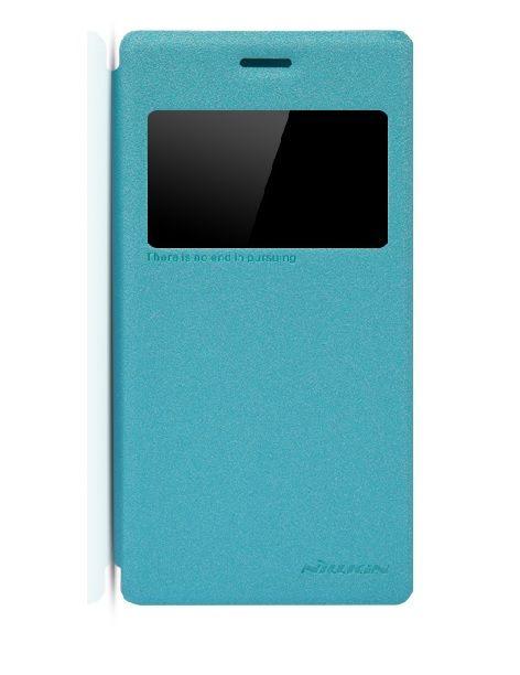 Nillkin Θήκη Smart Case Preview - Μπλε Sparkle (Xperia M2) - myThiki.gr - Θήκες Κινητών-Αξεσουάρ για Smartphones και Tablets - Χρώμα μπλε sparkle