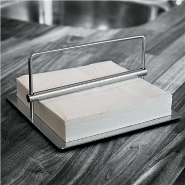 Stelton Napkin Holder - Style # 486, Modern Napkin Holders, Contemporary Napkin Holders, Alessi, Iittala at SWITCHmodern.com