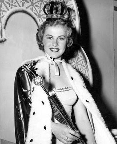 Armi Kuusela Finlândia Miss Universo 1952