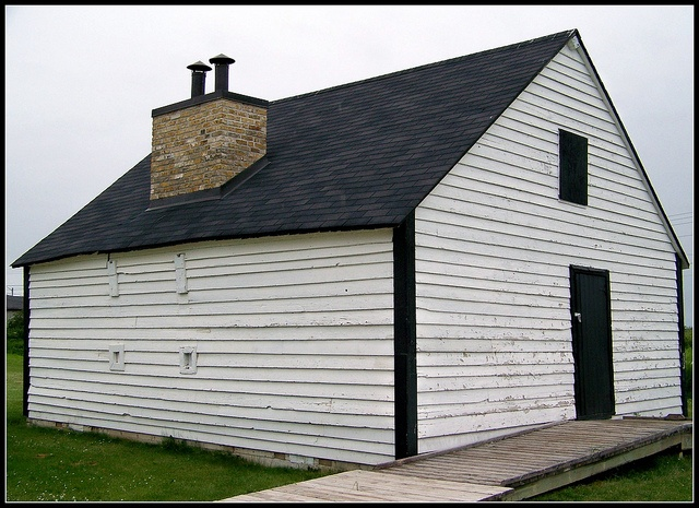 The Hudson's Bay Company's Blacksmith's Shop, 1851    Centennial Park; Moose Factory, Ontario.