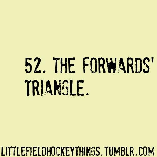little field hockey things <3