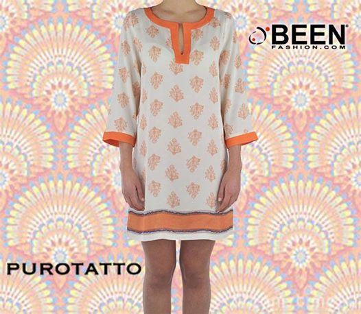 Trova questo fresco kaftano #Purotatto su #Beenfashion!  http://www.beenfashion.com/it/purotatto-kaftano-stampato.html?utm_source=pinterest.comutm_medium=postutm_content=kaftano-purotattoutm_campaign=post-prodotto