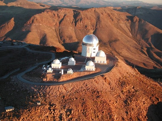 Observatory in chile
