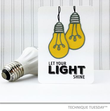 Technique Tuesday Light Bulb Moment에 대한 이미지 검색결과