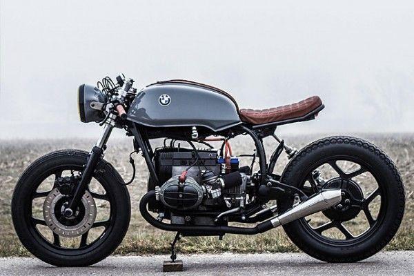 BMW R80, Triumph T100 & Yamaha RD350 |