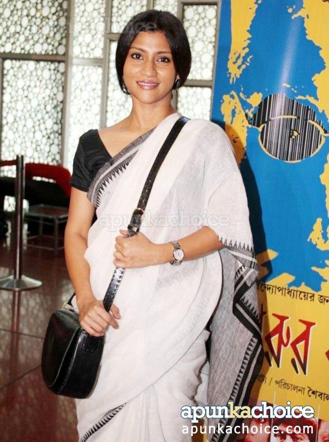 Konkona Sen Sharma promotes ' Shajarur Kanta '