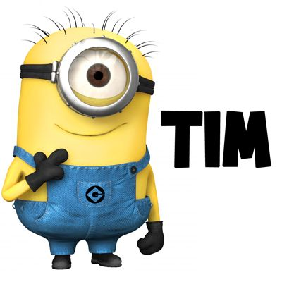 Step 400x400 despicable me minions tim How to Draw Tim the Minion from Despicable Me with Easy Step by Step Drawing Tutorial