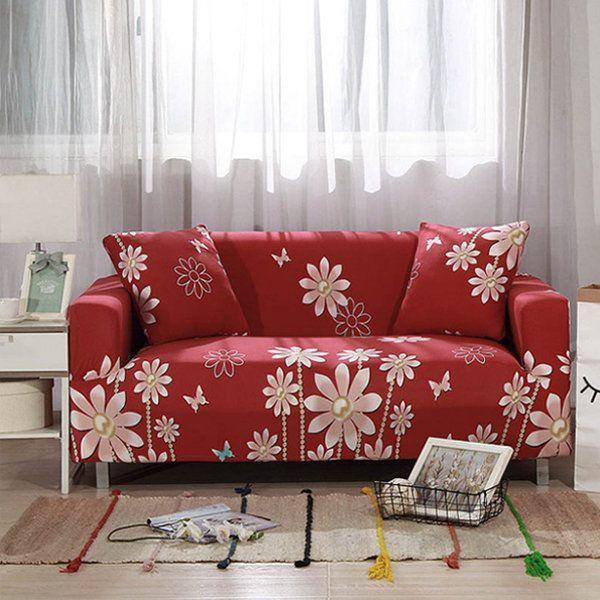 Colorful Four Season Sofa Cover In 2020